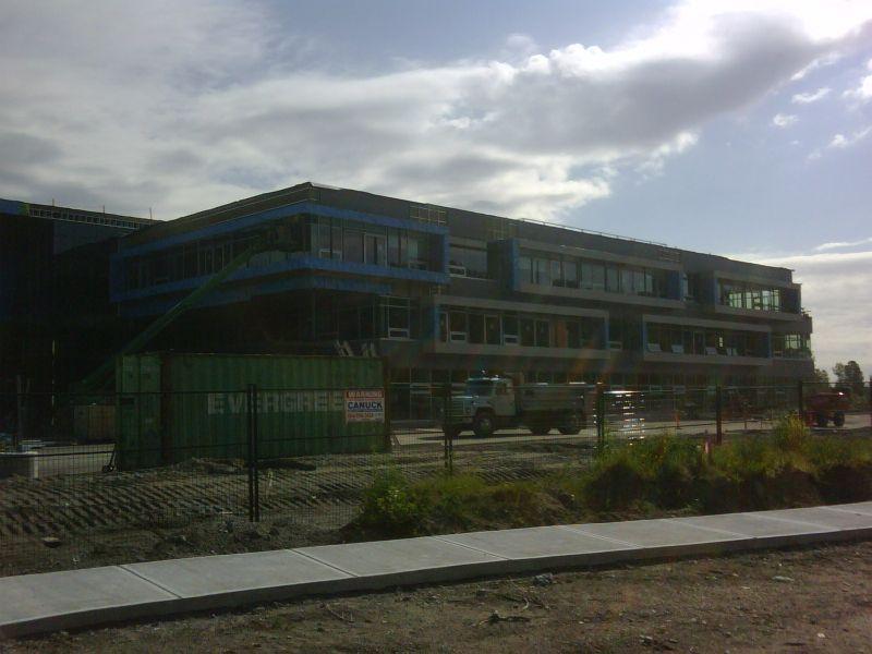 Rba building